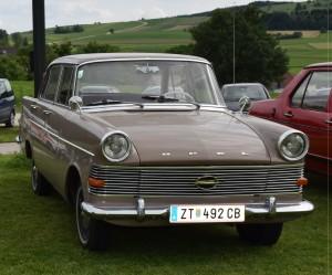 Schönhofer Michael Opel Rekord