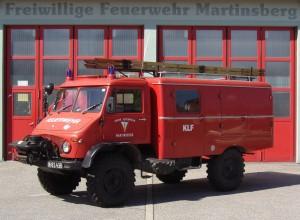 KLF Feuerwehr Martinsberg
